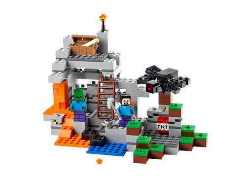 Lassille LEGO MINECRAFT 21113 Luola 26,95 €