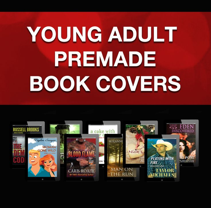Young Adult Premade Book Covers