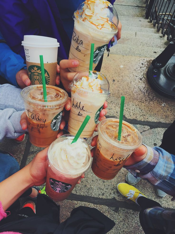 Starbucks love