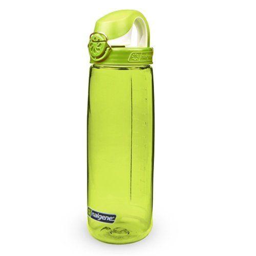 Nalgene Trink und Kunststoff flasche Everyday OTF, Transparent/Green, 0.7 Liter, 5565-6024 Nalgene http://www.amazon.de/dp/B0043TG59E/ref=cm_sw_r_pi_dp_amQaxb19X9HEQ