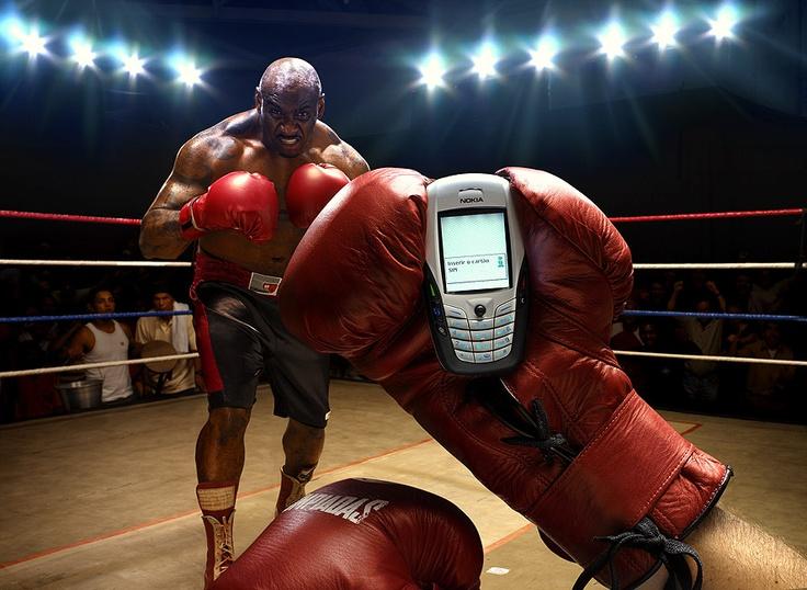 Mobile Nokia Boxe