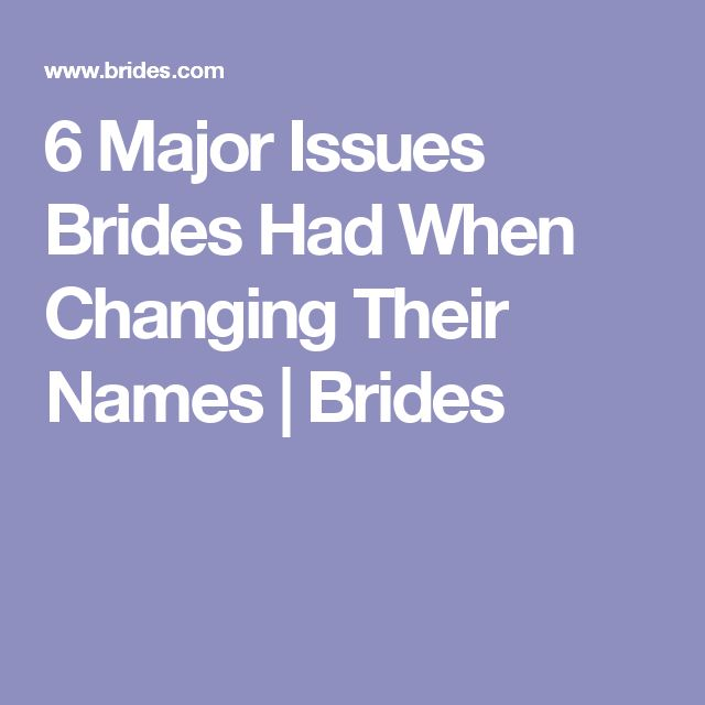 Best 25+ Name change checklist ideas on Pinterest Marriage name - social security name change form