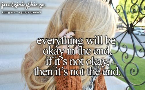 Just Girly Things Quotes: From Just Girly Things Tumblr