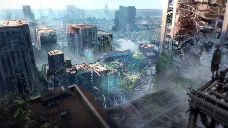 PS4『ニーア』新作は前作Dエンドから派生した未来の物語。エミールくん登場確定、ウェポンストーリーや周回要素あり