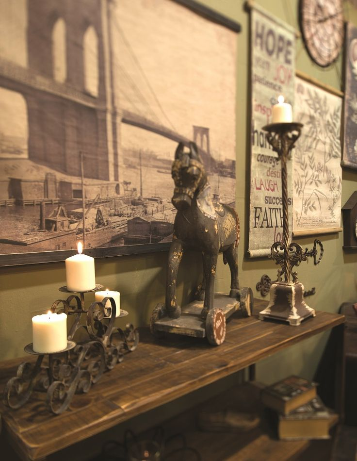 #inart #industrial #design #decor #homedecor #inspiration #horse www.inart.com