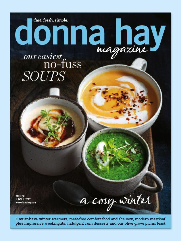 Winter issue 93 | donna hay