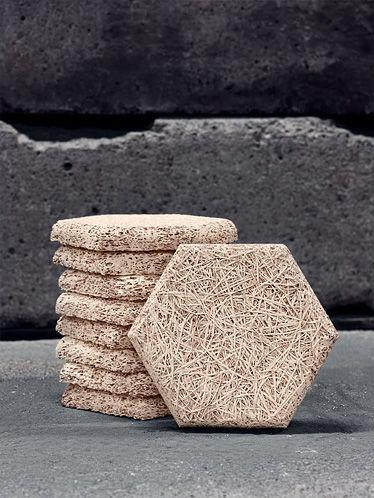 Nuevos Materiales: Paneles de revestimiento interior Träullit Dekor
