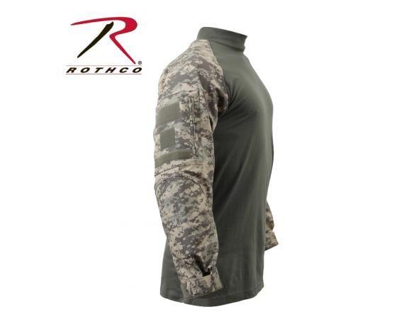 ACU Digital Camo Combat Shirt | Vermont's Barre Army Navy Store