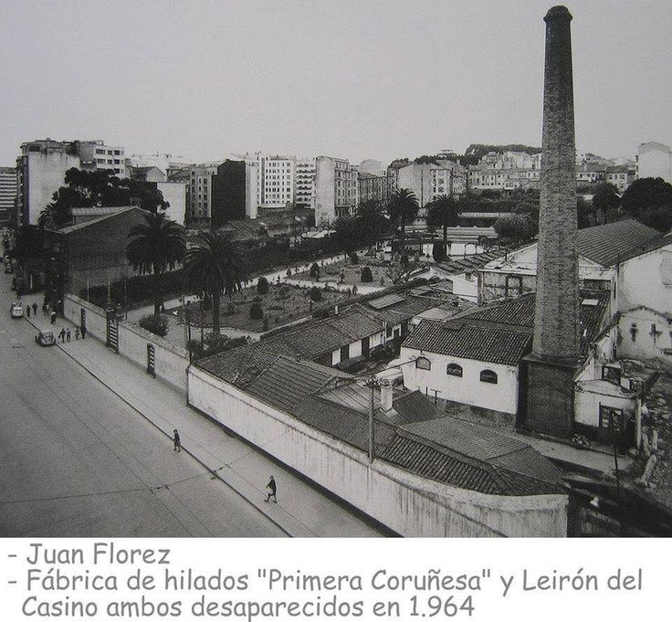 Se cerró en 1964. En esa esquina está ahora Cortefiel #Coruña #dMudanza