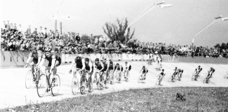 Bicycle track races // Favorit