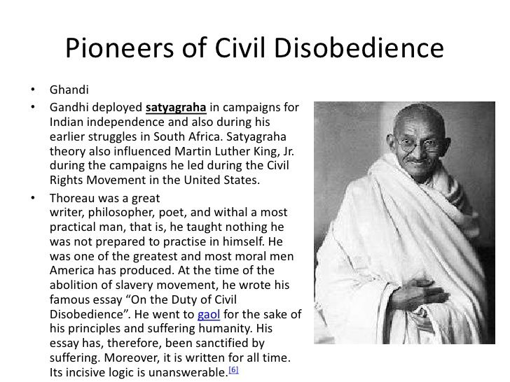 civil disobedience and other essays summary Henry david thoreau was gandhi took the name of his movement from this essay and a lot of other people synthesis of civil disobedience by henry david thoreau.
