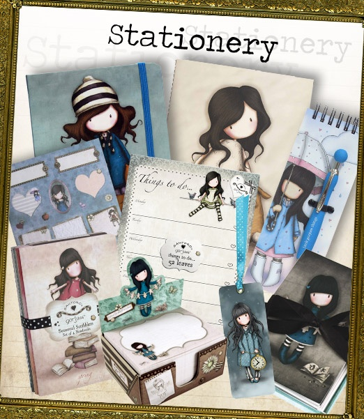 TemptationGifts.com | Gorjuss Bags, Stationery, Dolls & Accessories