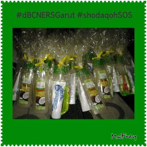 40 paket #shodaqohSOS siiaaap kiriiim :)