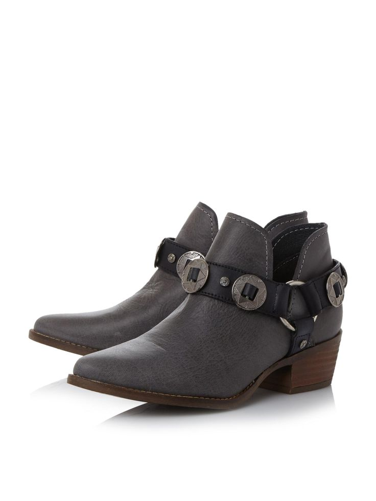 Buy your Steve Madden Aces Belt And Hardware Ankle Boots online now at House of Fraser. Why not Buy and Collect in-store?