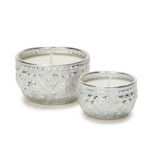 Saarti Blessing Bowl Candles – Laurier Blanc | Unique Home Decor From Around The World