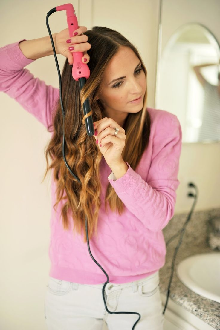 LOOSE WAVES HAIR TUTORIAL (AND HAIR EXTENSIONS GIVEAWAY!)