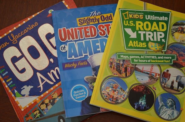 *Random Thoughts of a SUPERMOM!*: Roadtrip Ready: Let the Kids Research