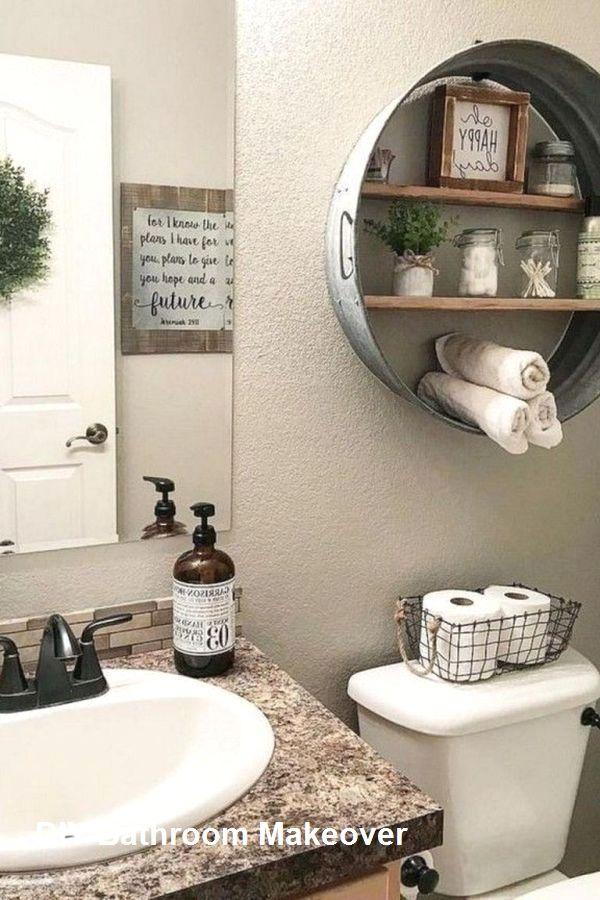 Diy Bathroom Decor Ideas On A Budget