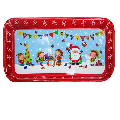 Δίσκος Χριστουγεννιάτικος - OEM - 93.1273