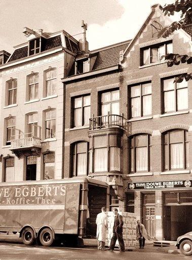Douwe Egberts shop