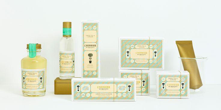 L'HERBIER — The Dieline - Package Design Resource