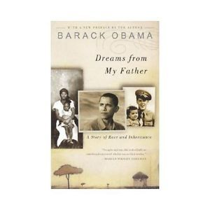 Barack Obama: Dreams From My Father By President Barack Obama Free Shipping Paperback Book Of -> BUY IT NOW ONLY: $7.18 on eBay!