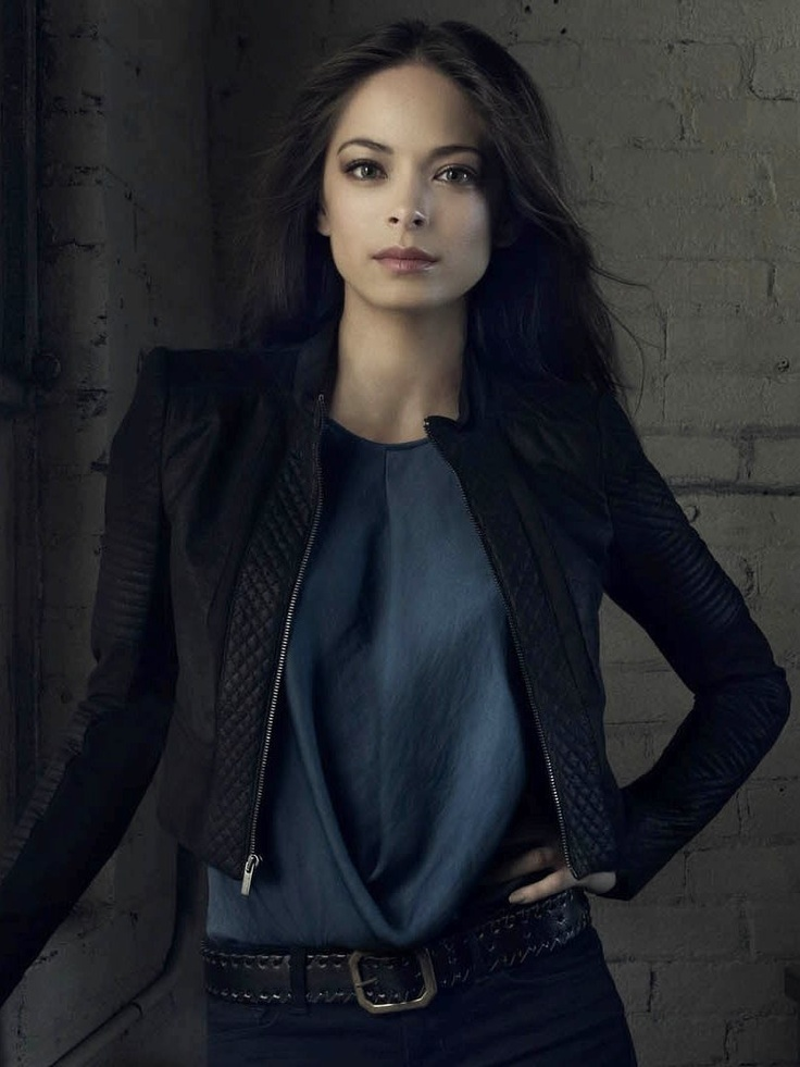 Kristin Kreuk, Beauty and the Beast promo