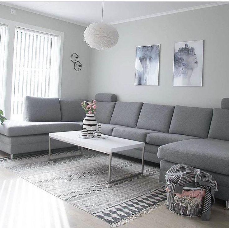 Más de 1000 ideas sobre Sofa De Canto Cinza en Pinterest ...