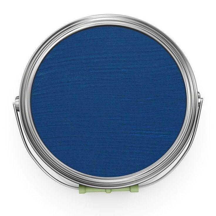 Autentico NORDIC BLUE Vintage Furniture Paint