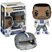 Pop! Vinyl NFL Dez Bryant Wave 1 Pop! Vinyl Figure Dallas Cowboys wide receiver and former Oklahoma State standout Dez Bryant stands 3 3/4-inches tall in Pop! Vinyl Format and comes packaged in a window display box. Dez Bryant comes in his home Cowboy http://www.MightGet.com/march-2017-1/pop!-vinyl-nfl-dez-bryant-wave-1-pop!-vinyl-figure.asp