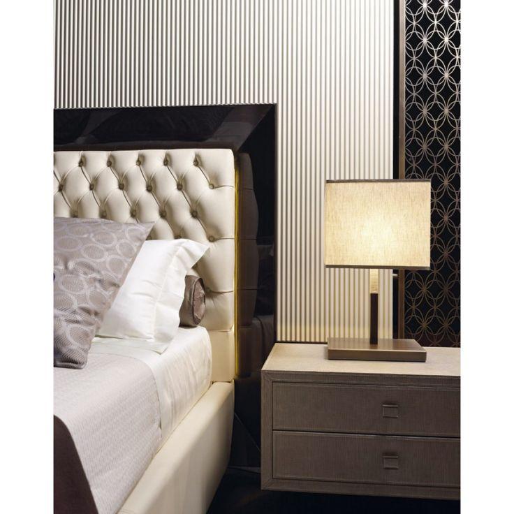 Kenya Bed detail, Glamour Italian Bedroom Design at Cassoni.com ...