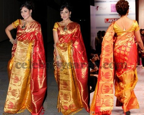 250 Best Images About Silk Sarees On Pinterest
