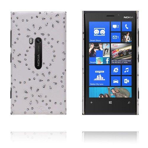Firenze (Valkoinen) Nokia Lumia 920 Suojakuori