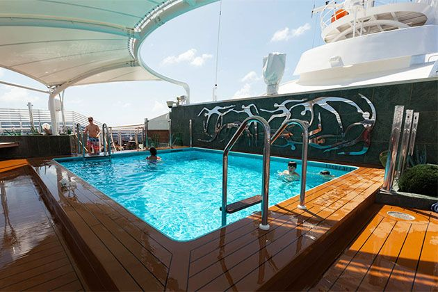 The One Pool on MSC Divina (Photo: Cruise Critic)