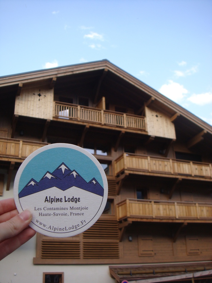 Alpine Lodge, Les Contamines Montjoie, France.  Best Hotel in town by far!!!  Beautiful scenery , great skiing near the Mont Blanc. Its the small town version of Chamonix