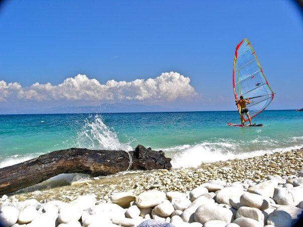 Monodendri beach, paxos