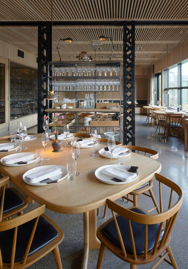 Ресторан и бистро Oaxen Krog & Slip в Стокгольме http://on.fb.me/1KZkMXD  первостепенной задачей было...