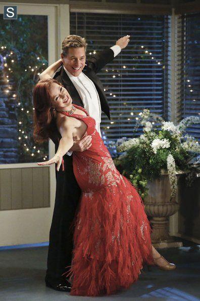 "Hart of Dixie - Valerie Mahaffey as Mae & Brick ""A Better Man"" #3.19 #Season3"
