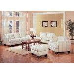 $1379.00  Coaster Furniture - Samuel 3 Piece Sofa Set - 501691-3set