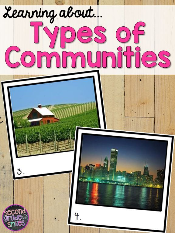 This social studies resource was created to help my students understand economics concepts related to types of communities, community helpers, goods, services, consumers, and producers. It incorporates lots of writing practice and hands-on activities. Great for grade 1, grade 2, and grade 3!