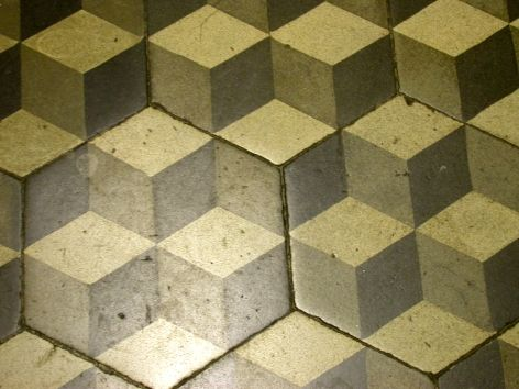 GEOMETRIC MOSAICS AND TILES IN THE POST-PALEOLITHIC