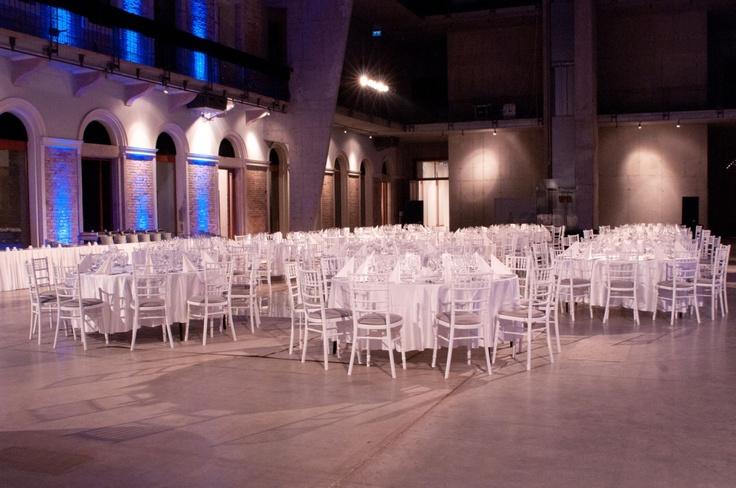 Gala Dinner, Vam Design Centre, Budapest
