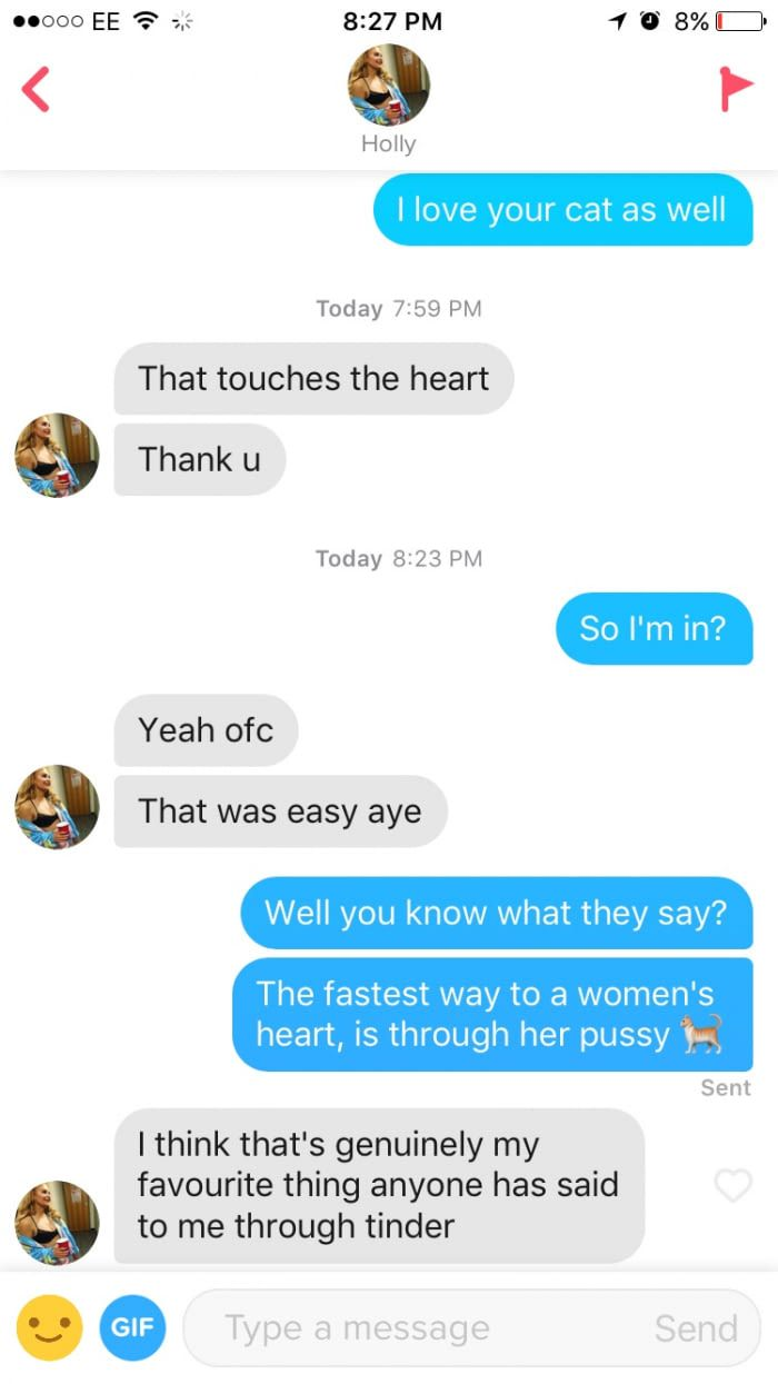 And They Say Women Are Complicated Tinder Humor Tinder Pick Up Lines Pick Up Lines Funny
