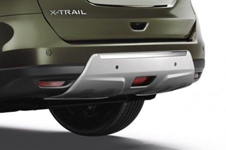 Nissan New X-Trail (T32) Rear Styling Plate - vehicle with ...