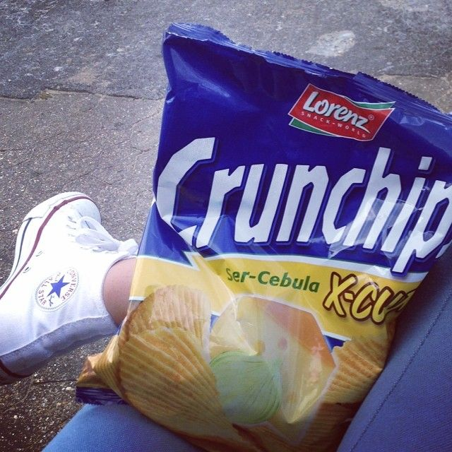 #Crunchips #Fan