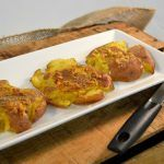 Smashed Potatoes Recipe | Different Baked Potato Idea