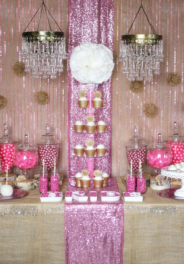 Best 25 Gold Dessert Table Ideas On Pinterest
