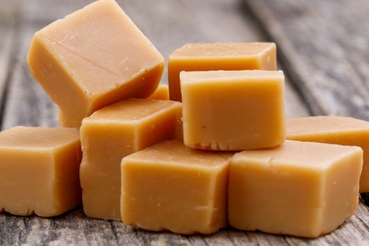 Tourt simplement excellent : Le fudge à l'érable