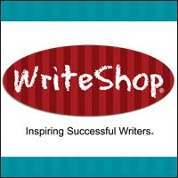 WriteShop—Booth 103 WriteShop carries writing and grammar resources to help parents teach writing with confidence.