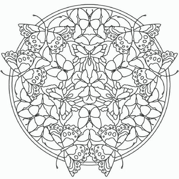 Mandalas Faciles: + de 100 Mandalas Sencillos para ...